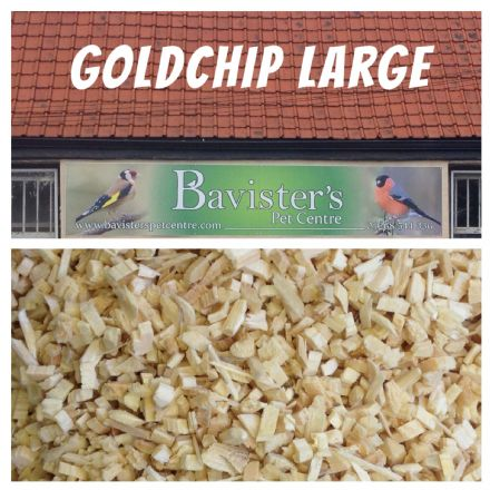 GOLDCHIP  LARGE